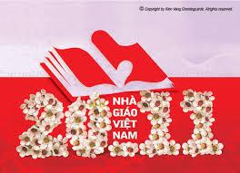 Học bổng ngày nhà giáo Việt Nam
